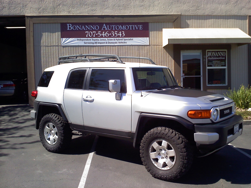 Welcome To Bonanno Automotive In Santa Rosa,